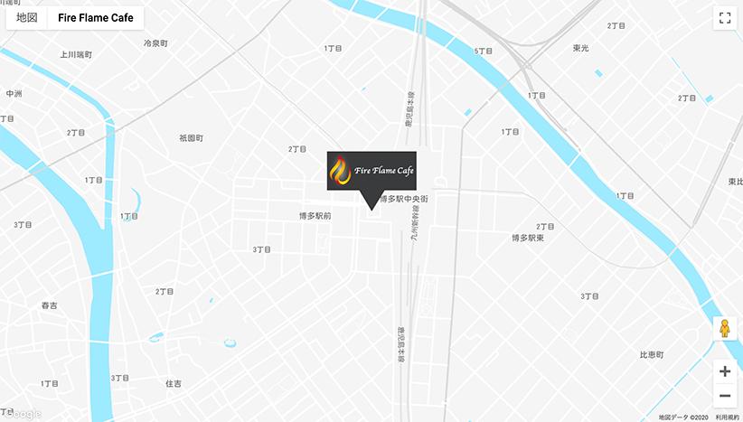 Google Mapのカスタマイズサンプル